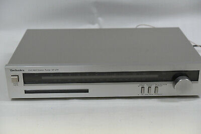 Technics ST-Z11 AM/FM Stereo Tuner Component - Vintage - Made in Japan