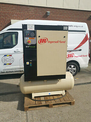 INGERSOLL RAND R11N 11kW VARIABLE SPEED SCREW COMPRESSOR