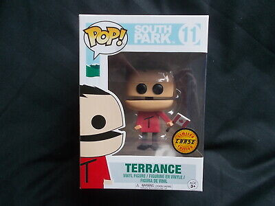 Action Figure Funko Pop Vinyl South Park Terrance #11 Limited Edition Chase