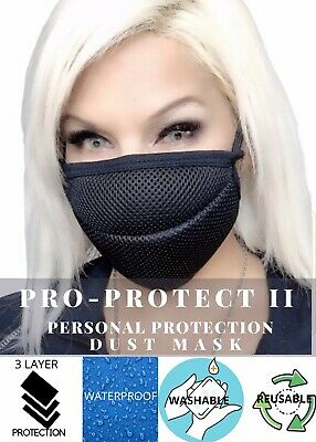 Pro Protect II Personal Protection Safety Mask