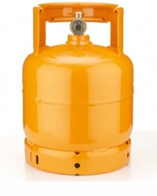 ** Bombola gas 3 Kg ** bombola gas ricaricabile da camping by Eurocamping