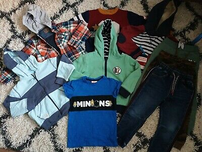 Next Boys Clothes Bundle Age 4-5 Years