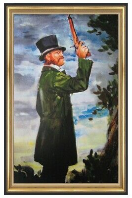 Haunted Mansion Dueling Ghost #1 Poster (B2G1 Free!!)