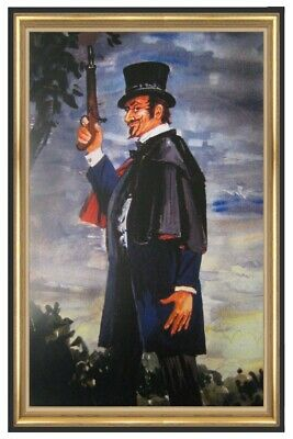 Haunted Mansion Dueling Ghost #2 Poster (B2G1 Free!!)