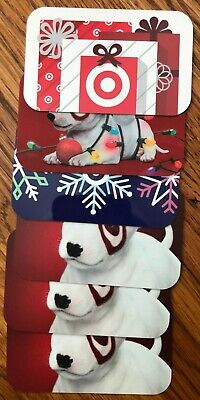 Lot of 13 EMPTY Target Best Buy Gift Cards $0 No Value