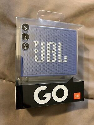 JBL Go Portable Bluetooth Speaker NEW