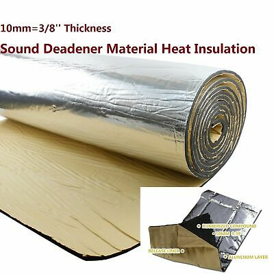 """152/"""" x 39/"""" Automobile Heat Insulation Noise /& Thermal Moistureproof Material"""