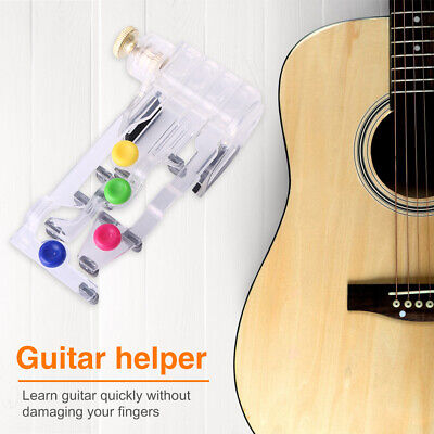 Classical Chord Buddy Guitar Learning System Teaching Aid Chordbuddy Learn Tool