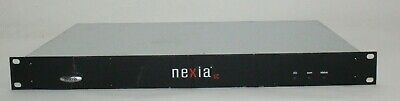 Biamp Nexia VC Video Conference Digital Audio Processor System