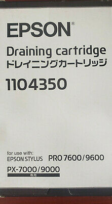 Epson Draining  For Stylus Pro 7600/9600 Px-7000/9000 - New In Box