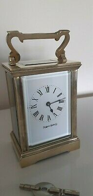 Top Quality Vintage Carriage Clock By Mappin & Webb Of London.very Good Order.