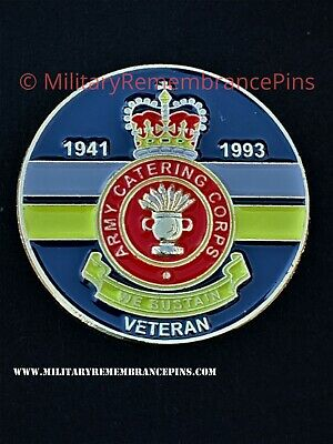 P52 Army Catering Corps ACC Royal Artillery Remembrance Flower
