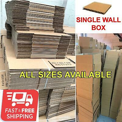 Multi Listing Postal Packing Cardboard Boxes Mailing Packaging Storage Cartons