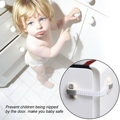 3 Color Child Kid Baby Care Safety Security Cabinet Locks Straps For Cabinet Dra