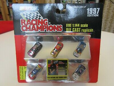 Racing Champions NASCAR Set 99 5 42 36 2 Labonte Cope Rusty Burton 1:144 N scale