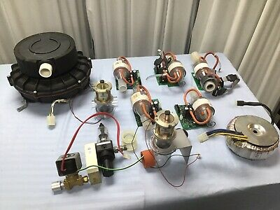 Respironics Ventilator 582059 parts oxygen modules transformer blower and more