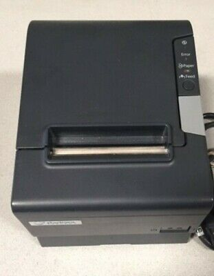 Epson Tm-T88V Pos Receipt Printer Powered Usb Interface With Cable
