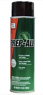 Klean-Strip ESW362 Prep-All, Aerosol Wax and Grease Remover NEW