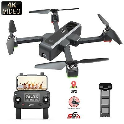 Holy Stone HS550 Brushless GPS drone 4K UHD Camera 5G FPV RC quadcopter foldable