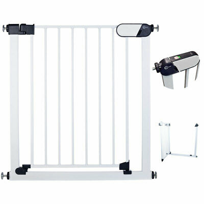 Callowesse® Kemble Pressure Fit Safety Baby & Pet Gate 75-82cm (Ext. to 124cm)