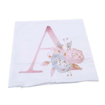 Living Room Pillowcase Pillow Cases Sofa Letter Printed Decorate Pillow Cover Y2