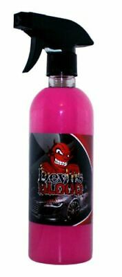 X 500 Devils Blood Car Paint Fallout Bleeding Wheel Cleaner Iron Remover V15