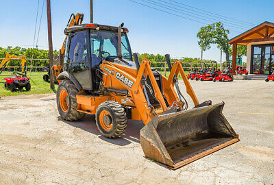 2015 CASE CE 580N EP Used