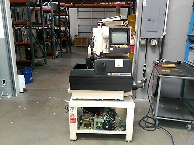 K&S Kulicke and Soffa Model 780 Wafer Dicing Saw Cutter AS IS