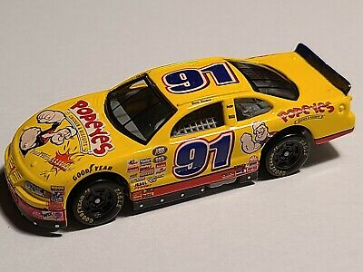 Rich Bickle #91 Popeyes Promo 1//64 Racing Champions 2000 Nascar Diecast