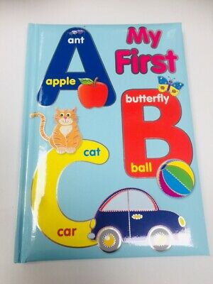 My First ABC Childrens Learning Book