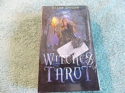 witches tarot card deck/new old stock