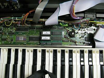 SuperMAX extension card for Yamaha DX7