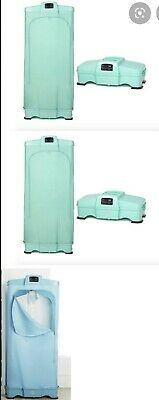 Mint Green Joy Mangano CloseDrier Easy Portable Drying System