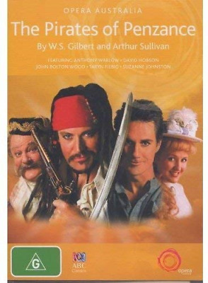 Pirates of penzance, Very Good DVD, ,