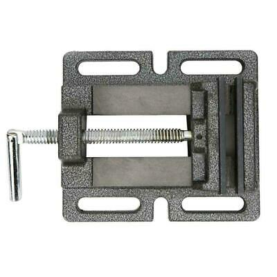 """6"""" Drill Press Vise Pipe Clamping Holding 5-1/2"""" Throat Open Workbench Drill HD"""