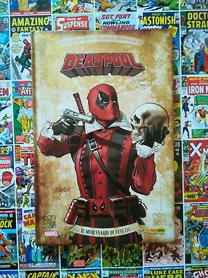 Deadpool - Il Mercenario Di Venezia - Marvel Panini Comics Shakespeare