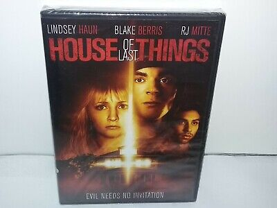 House of Last Things (DVD (2013) Region 1 for USA/Canada, Lindsey Haun) NEW