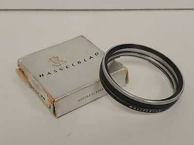 Hasselblad Filter Adapter Ring N°63 W/Bayonet #40053