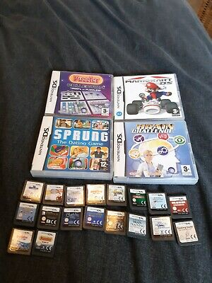 Nintendo DS Games - Fast delivery