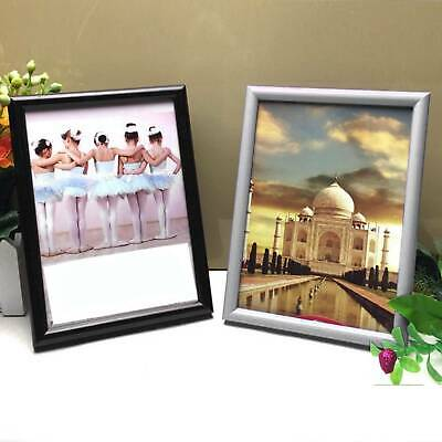 Modern A4 Frame Company Black White or Beech Picture Photo Poster Frames Photo