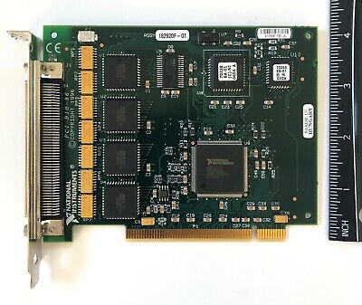 NEW NATIONAL INSTRUMENTS 77387 PCI-DIO-96 and NI-DAQ FOR WINDOWS