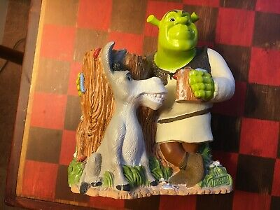 Shrek and Donkey dixie cup holder