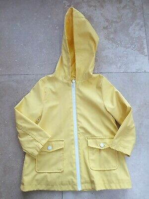 Girls lightweight Raincoat MAC 4-5YEARS
