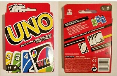 L@@K*New*Uno Wild Card Game*Popular Kids Game*Teaches Colors, Numbers, Strategy