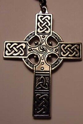 Celtic Cross made of Pewter