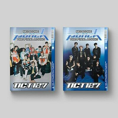 NCT 127 2nd Repackage Album [NCT #127 Neo Zone: The Final Round] CD+P.Book+Card