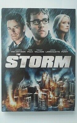 The Storm, DVD 2009, NEW, Sealed, Luke Perry