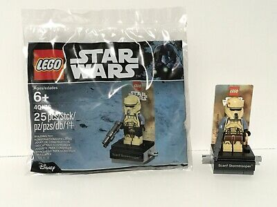 LEGO Star Wars Rogue One 40176 Scarif Stormtrooper - New & Sealed