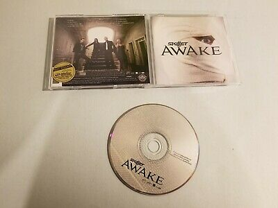 Awake by Skillet (Christian Rock) (CD, Aug-2009, Atlantic (Label))