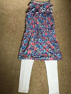 Girls NEXT Top and Leggings Set Outfit Age 13 Years